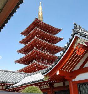 Senso Ji Temple Tokyo