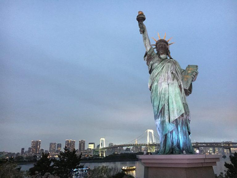 Statue of Liberty Tokyo