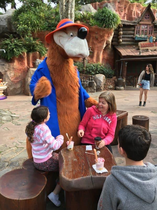 Disney Characters Tokyo Disneyland