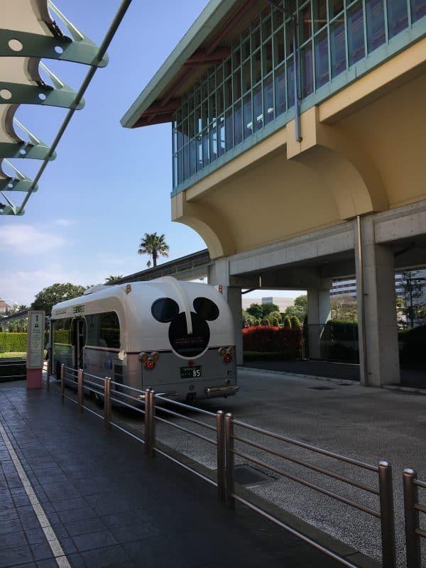Tokyo Disneysea Hotel Shuttle