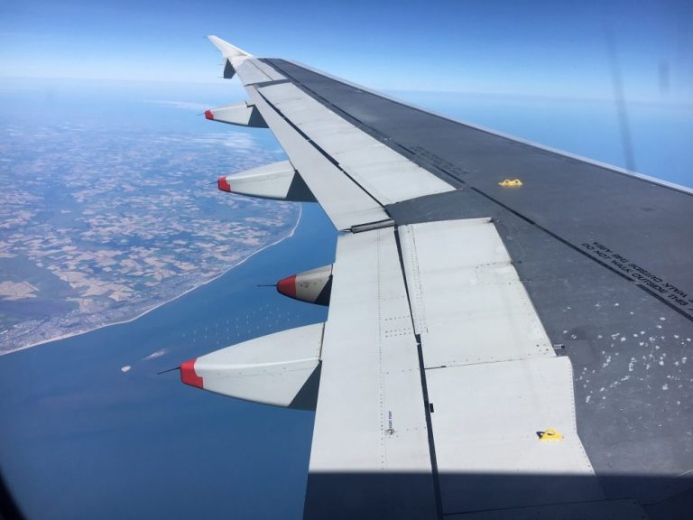 Flight to Stockholm