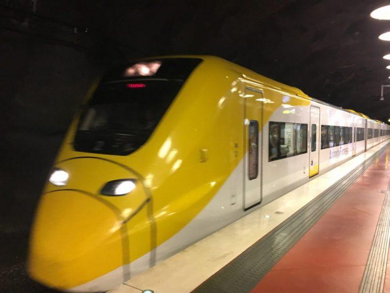 Arlanda Express Train Stockholm