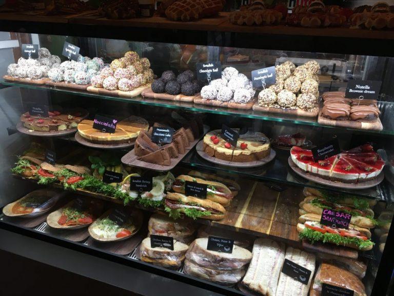 Bakeries in Stockholm