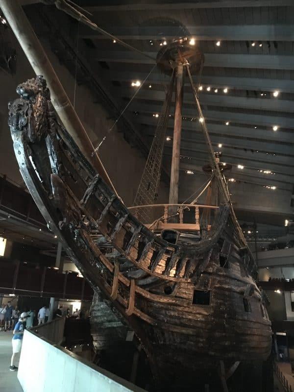 Vasa Warship Stockholm