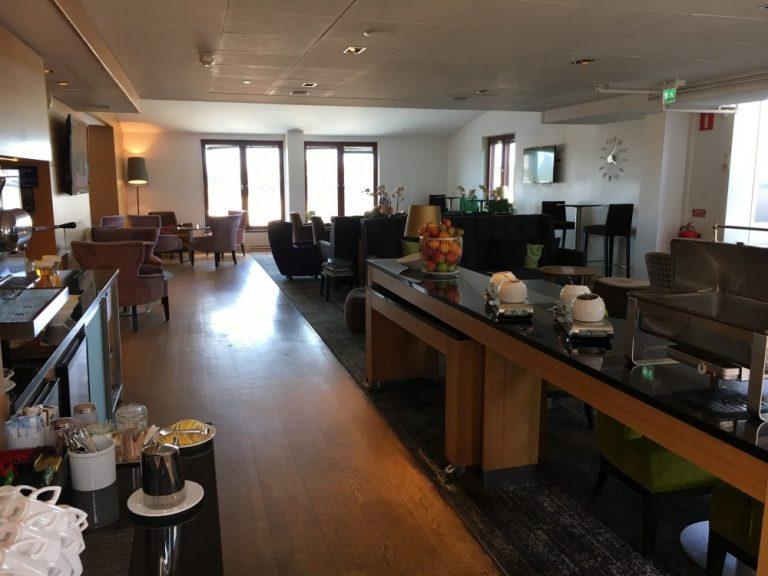 Hilton Slussen Stockholm Executive Lounge