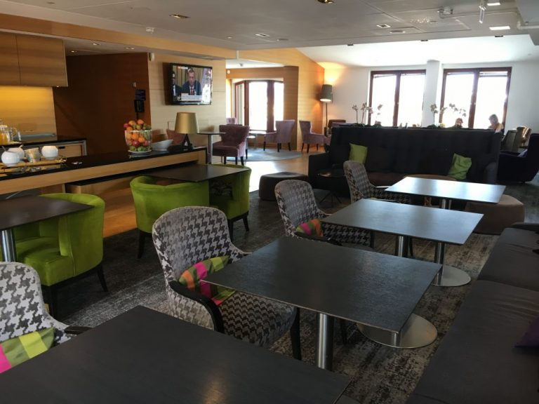 Executive Lounge Hilton Stockholm