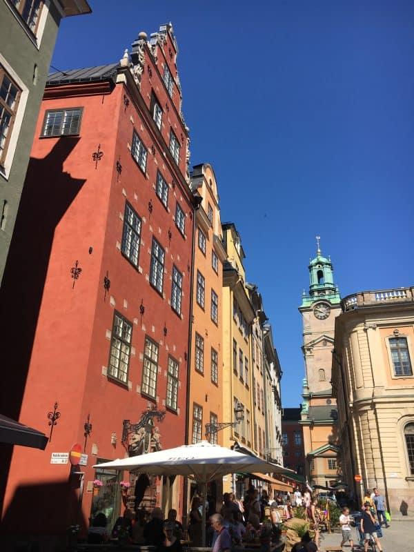 Stortorget square Stockholm