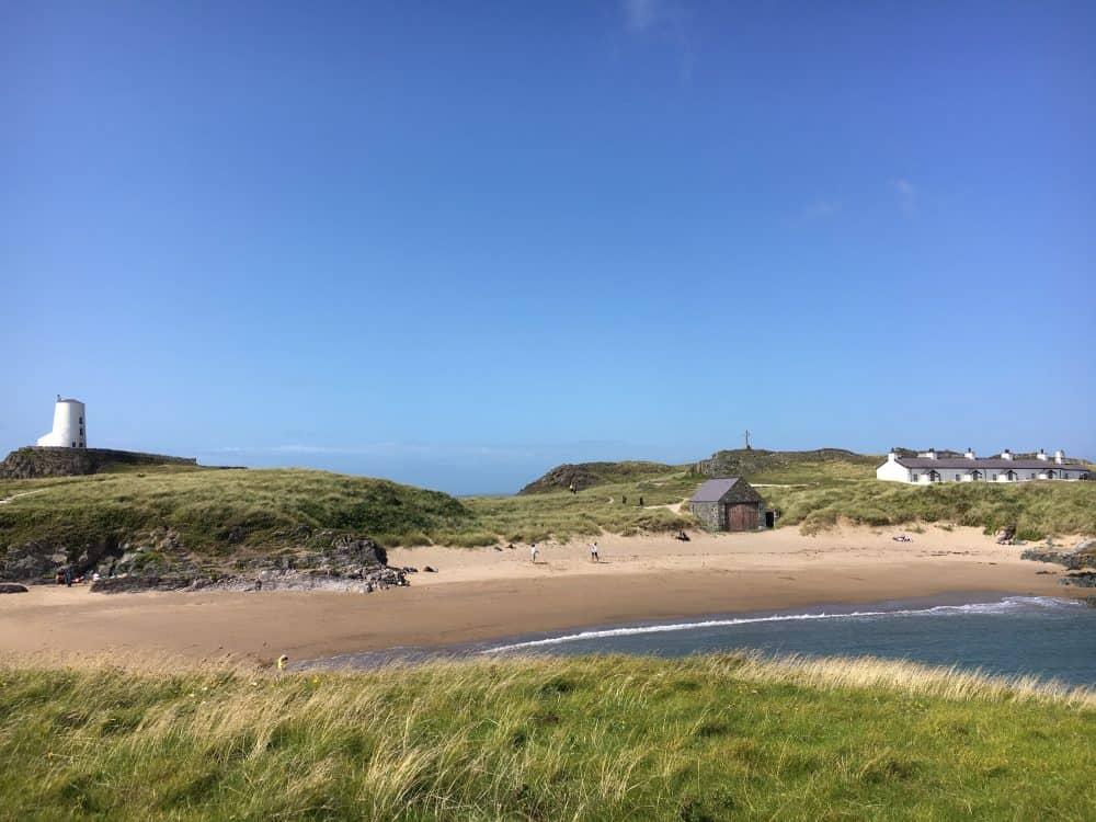 Ynys Llanddwyn Anglesey