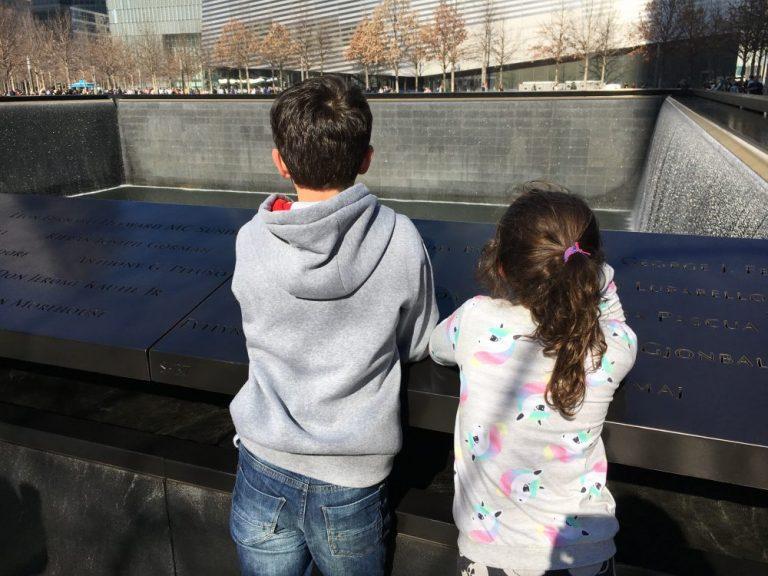 New York in February Ground Zero