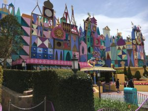 Tokyo Disneyland rides & attractions it's a small world