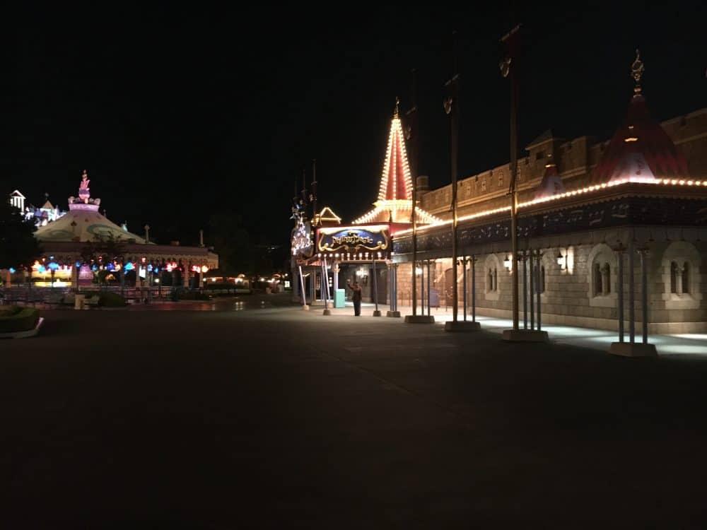Tokyo Disneyland rides & attractions mickey's philarmagic