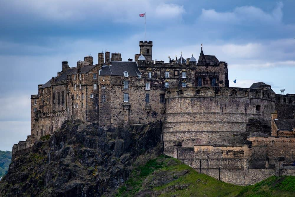 Edinburgh Castle things to do in Edinburgh