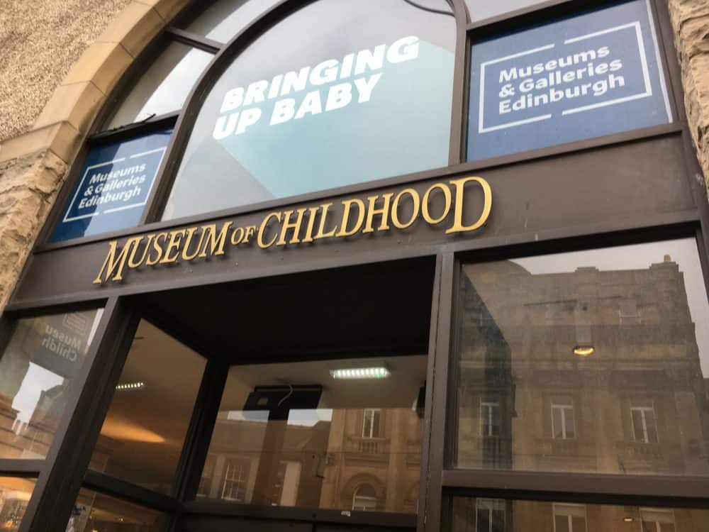 Museum of Childhood Edinburgh