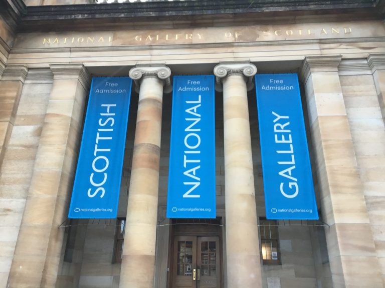 Scottish National Gallery Edinburgh