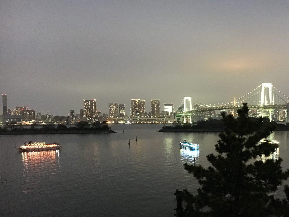 Rainbow Bridge Things to do in Tokyo
