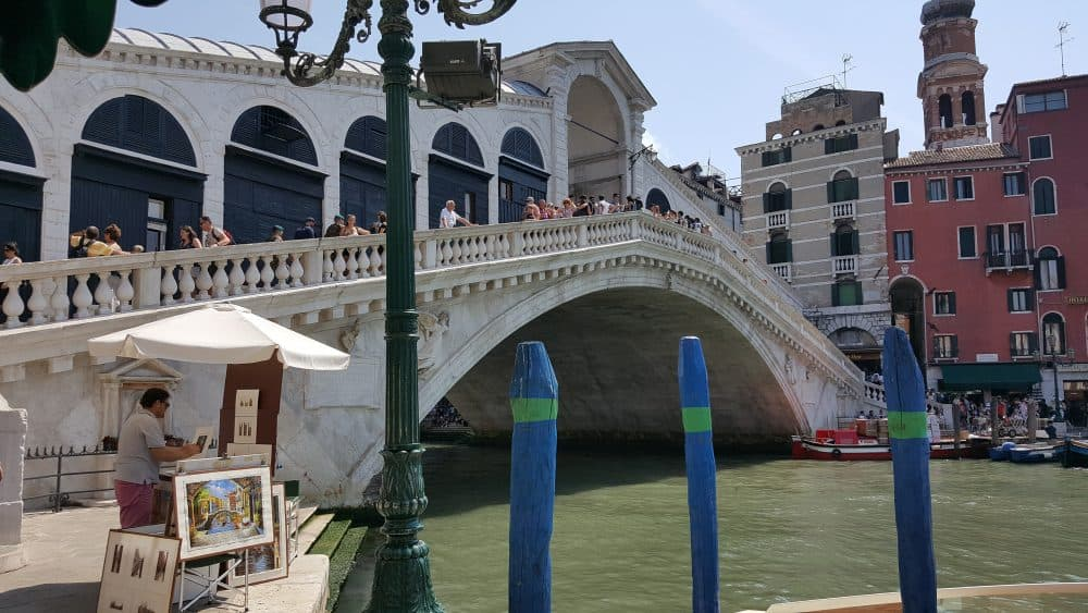 Things to do in Venice Rilato Bridge