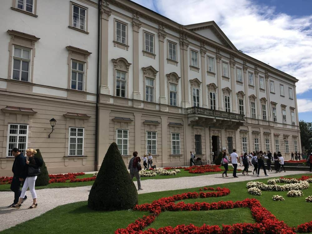 Mirabell Palace Is Salzburg worth a visit from Vienna