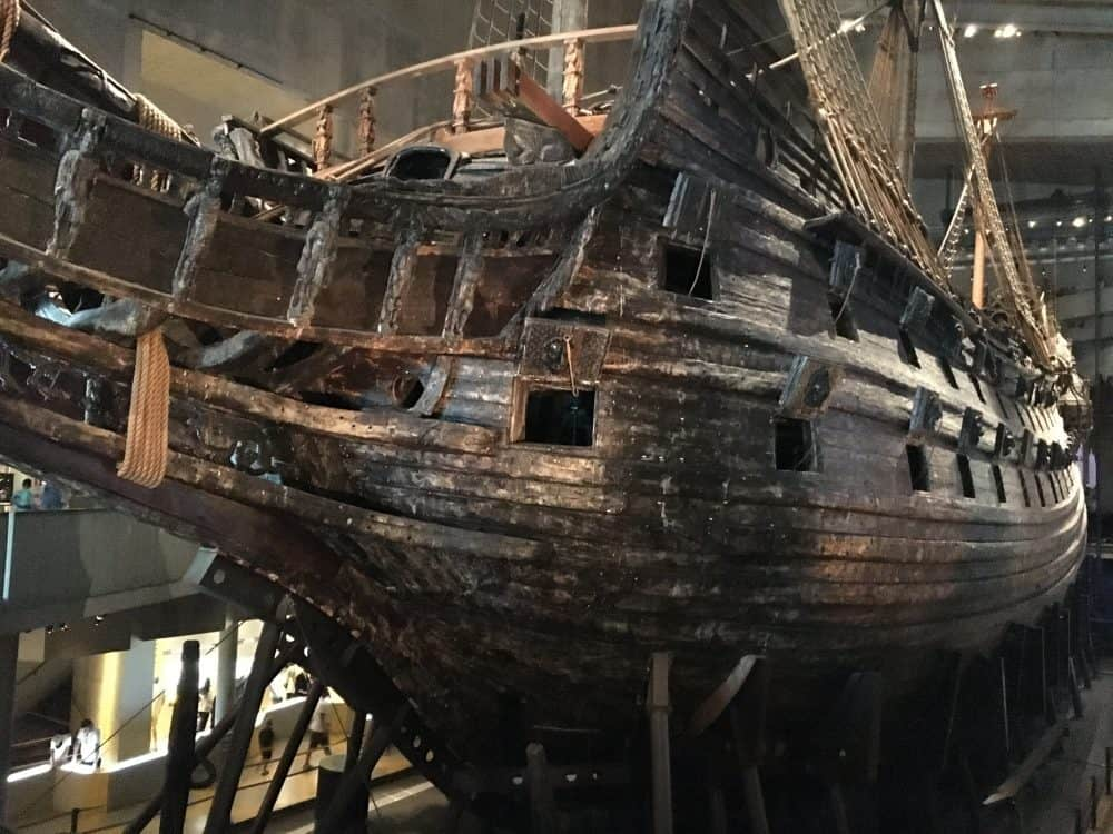 Is it expensive in Stockholm? Vasa Museum
