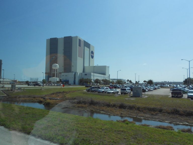 Kennedy Space Centre building