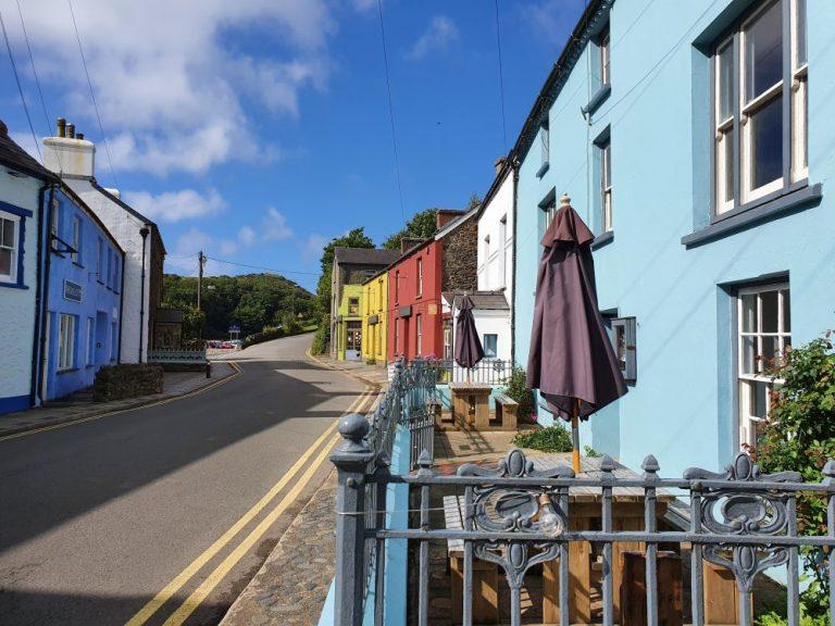 tour of North West Pembrokeshire Solva