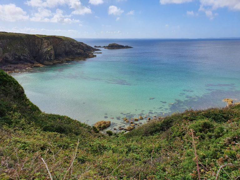 tour of North West Pembrokeshire Caerfai