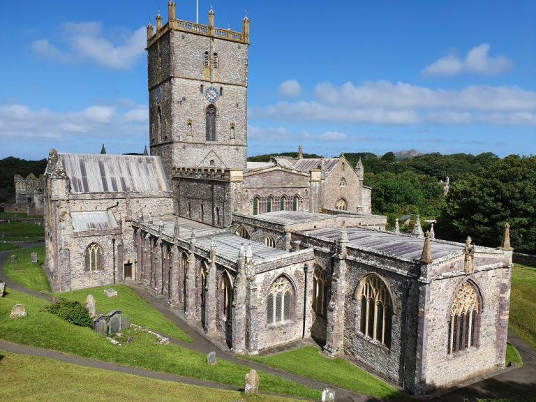 tour of North West Pembrokeshire St David's