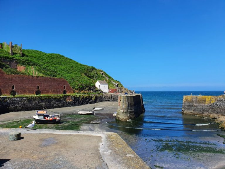 tour of North West Pembrokeshire Porthgain