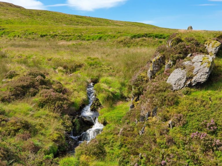 How we tackled The Pumlumon Fawr Walk