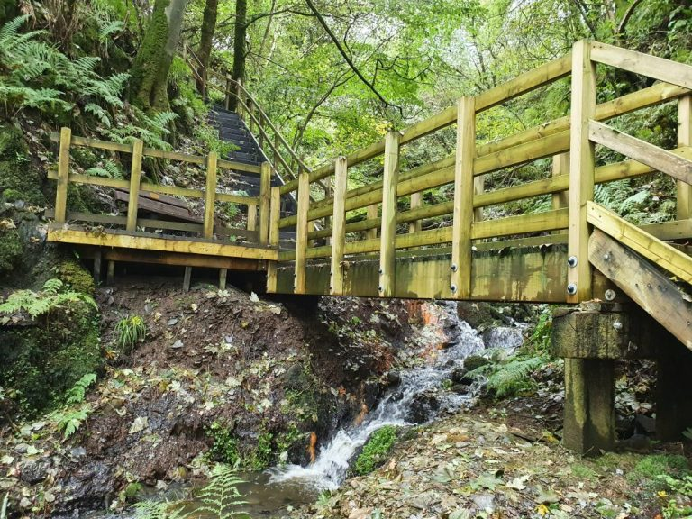 Gwaun Valley Waterfall walk