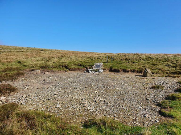 the Preseli Hills crash site