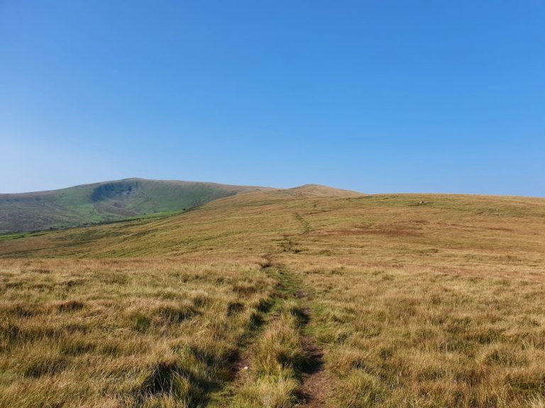 Walks in Pembrokeshire in the Preseli hills