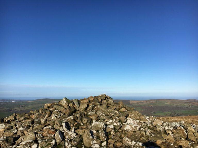 Foel Eryr burial mound