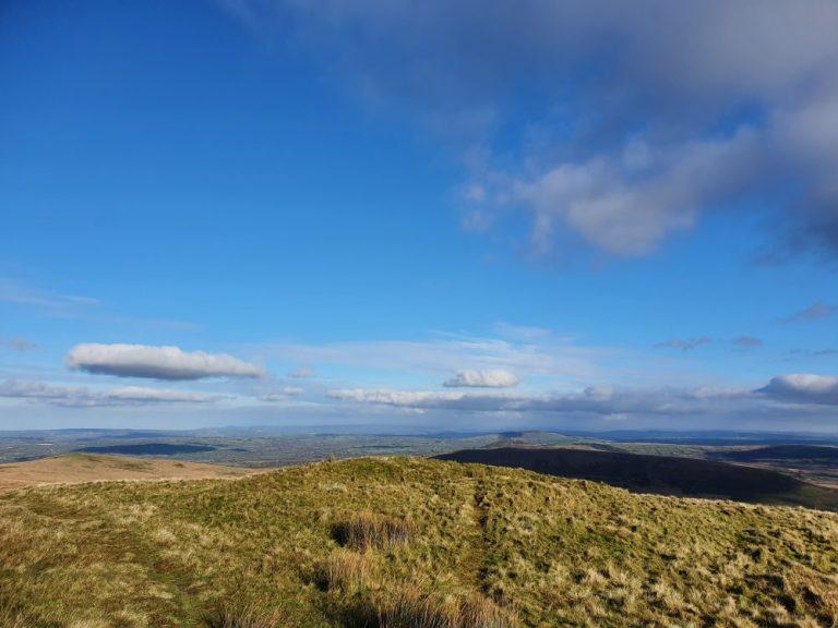 Foel Cwmcerwyn views