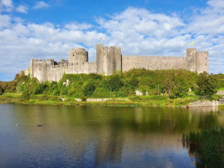Castles in Pembrokeshire Pembroke Castle