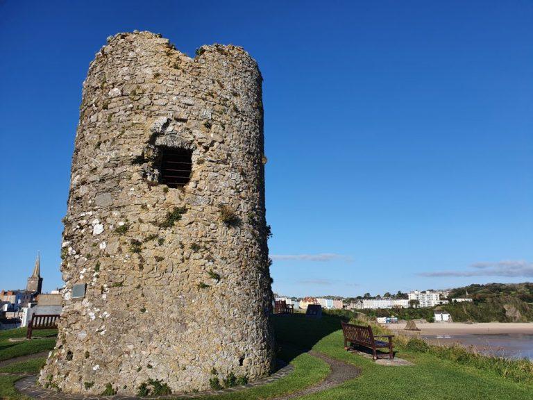 Castles in Pembrokeshire Tenby