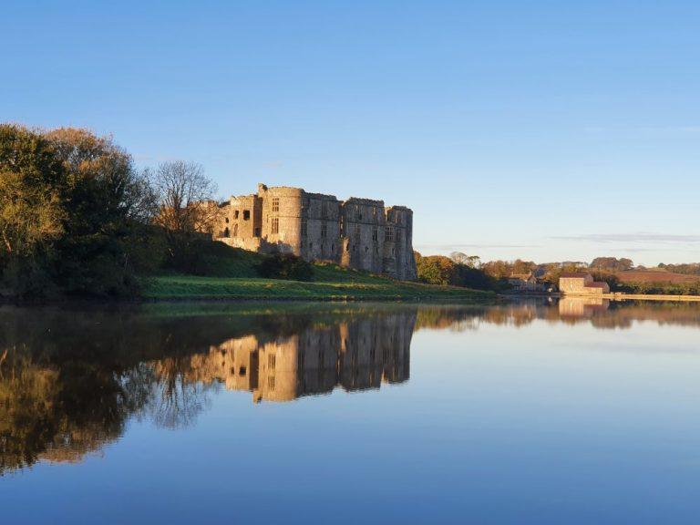 Castles in Pembrokeshire Carew Castle