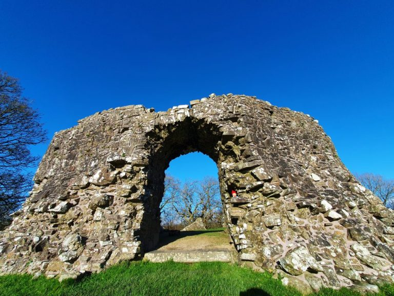 More information on Wiston Castle