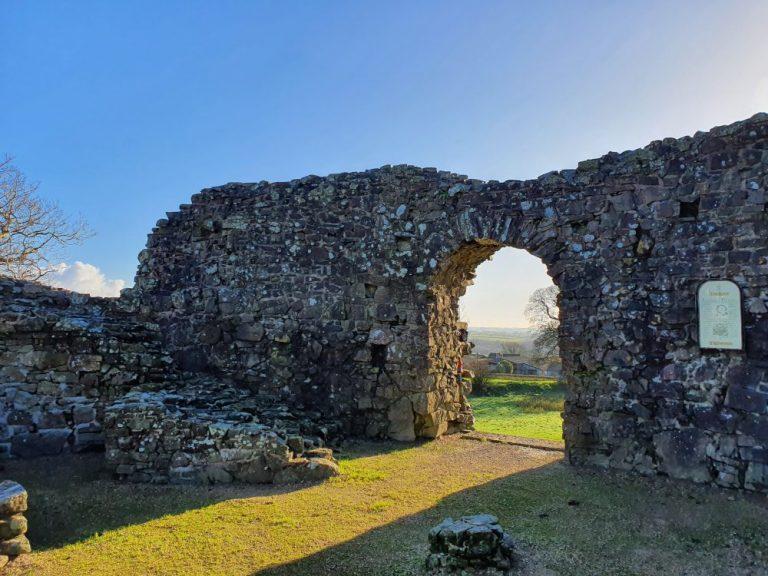 Wiston Castle
