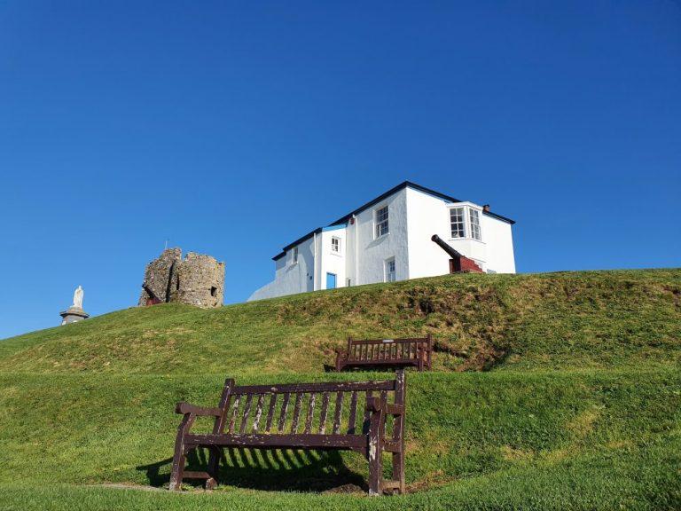 Castle Hill Tenby