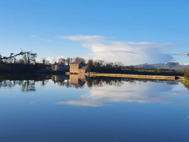Carew Castle Tidal Mill