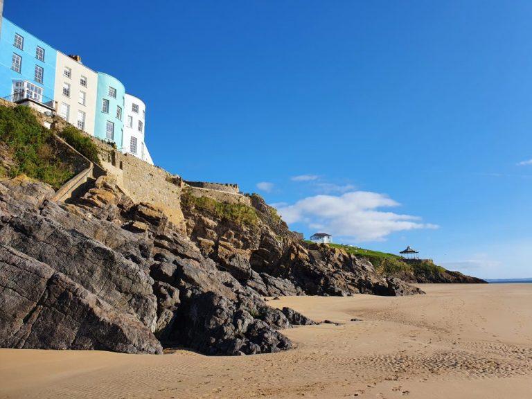 Beaches in Tenby - Castle Beach