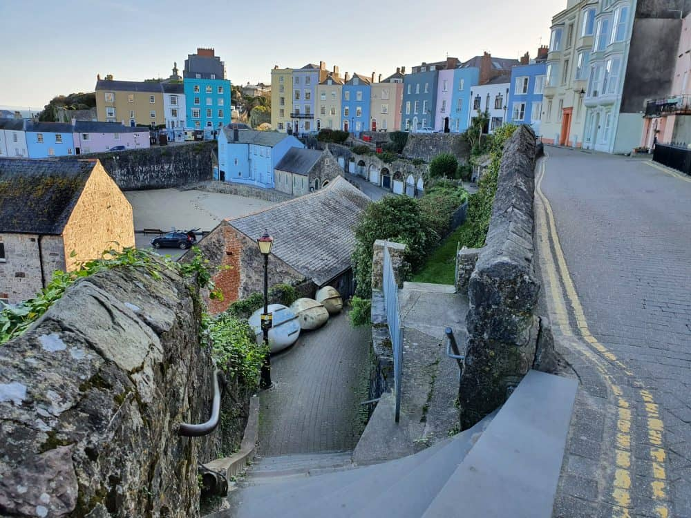 Things to do around Tenby