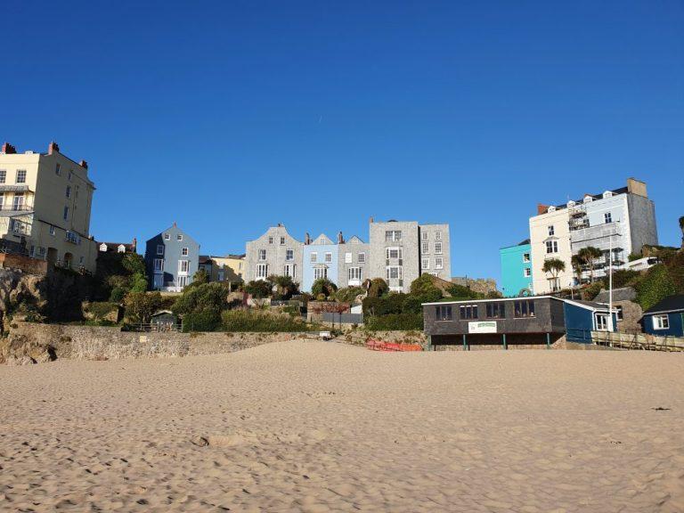 Tenby Castle Beach facilities