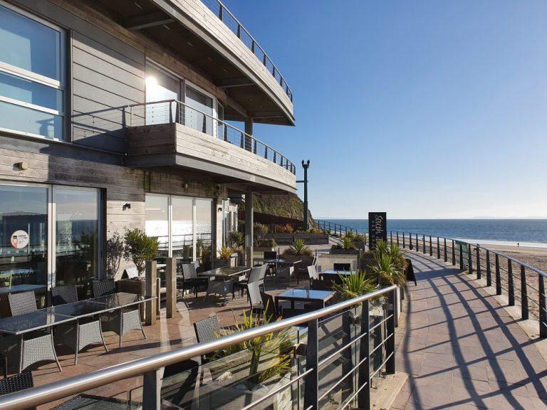 Tenby South Beach facilities