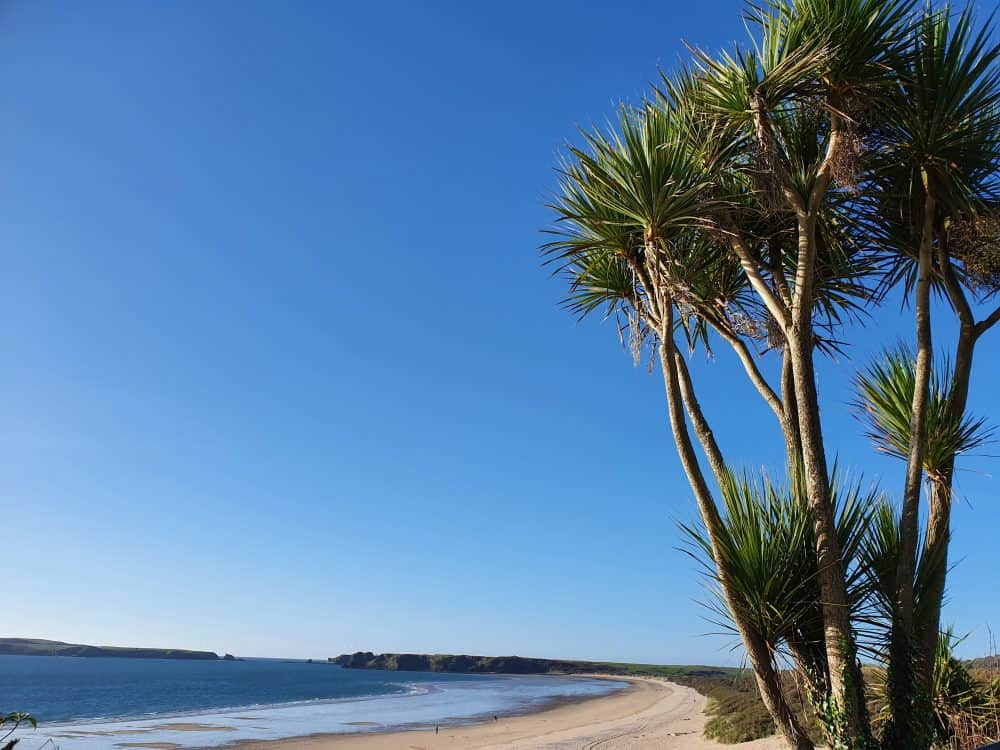 Beaches in Pembrokeshire