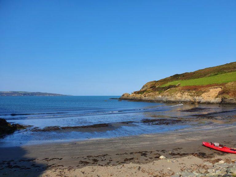 Beaches in Newport - Pwllgwaelod
