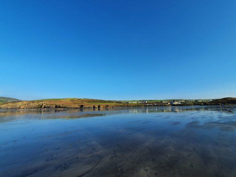 Beaches in Newport - Traeth Mawr