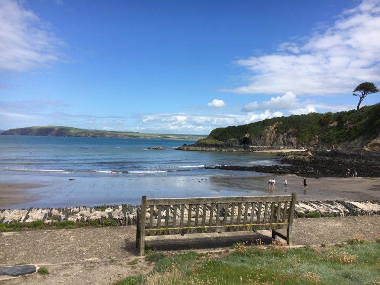 Beaches in Newport - Cwm Yr Eglwys