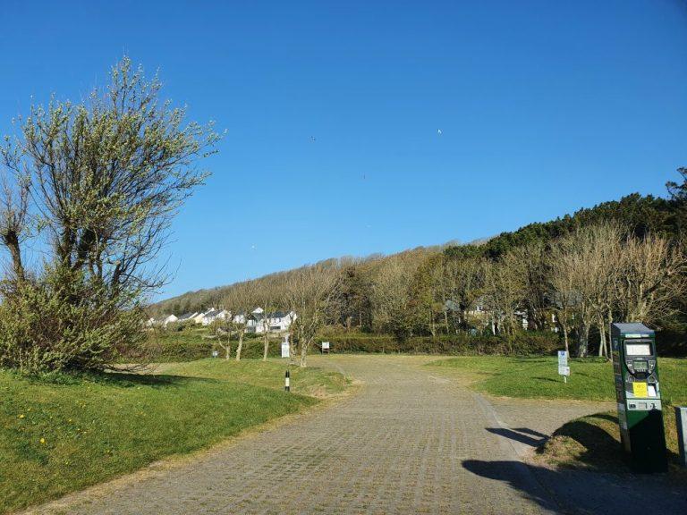 Dale Circular walk car park