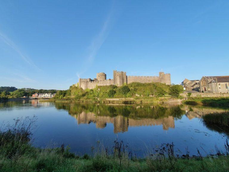 Pembroke Castle Walk